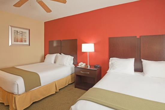 Holiday Inn Express Oxford: Guest Room