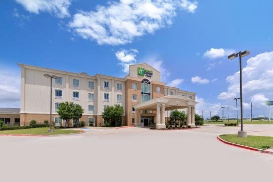 Sherman, TX: Hotel Exterior