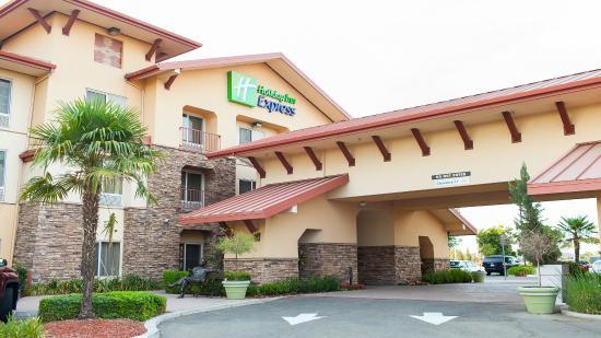 Turlock, Kaliforniya: Hotel Exterior