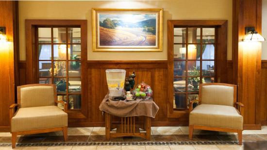 Turlock, Kaliforniya: Hotel Lobby