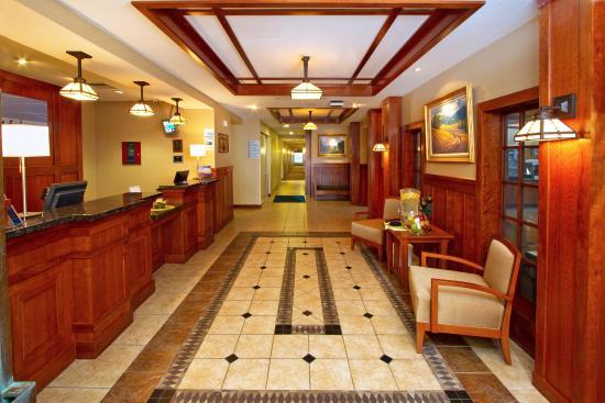 Turlock, CA: Hotel Lobby