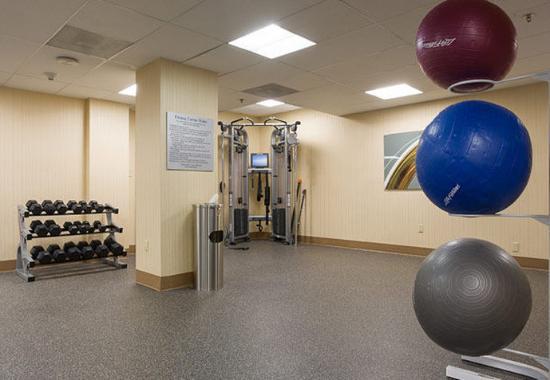 Culver City, Californien: Fitness Center