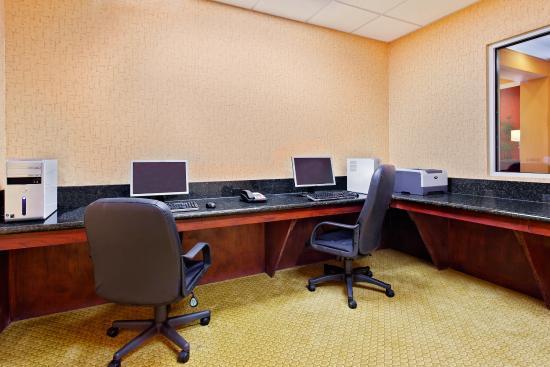 Malvern, AR: Business Center
