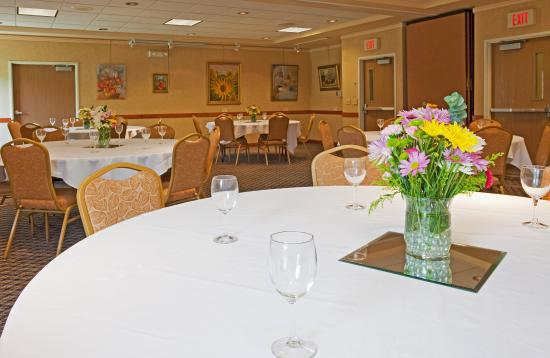 Saint Croix Falls, WI: Our facility is ideal for family celebrations or company meetings!