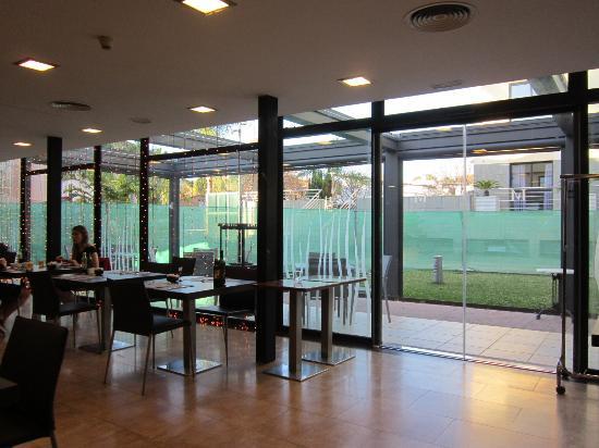 Hotel Isla Mallorca & Spa: mesas