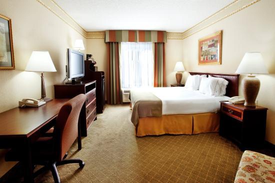 Ruston, لويزيانا: Guest Room