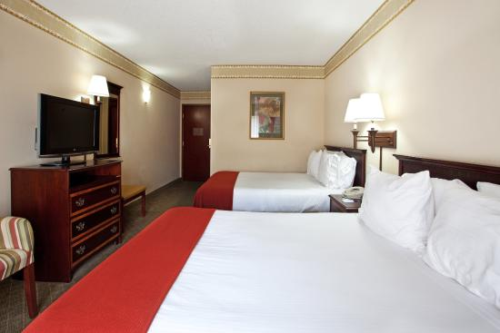 Ruston, لويزيانا: Double Bed Guest Room