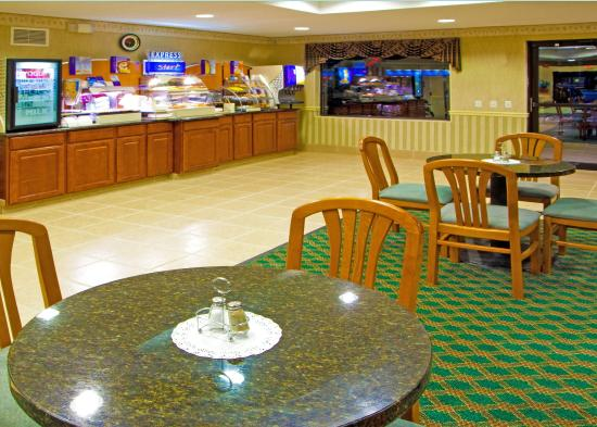 Pocomoke City, Мэриленд: Breakfast Bar