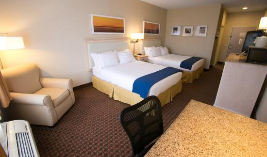 Pocomoke City, Мэриленд: Queen Bed Guest Room