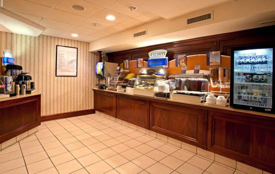 Wadsworth, OH: Breakfast Bar