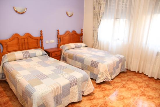Mieres, Hiszpania: Habitacion Doble