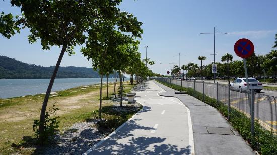 Bayan Lepas, Μαλαισία: Pantai berdekatan