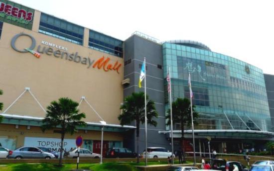 Bayan Lepas, Μαλαισία: Queensbay Mall
