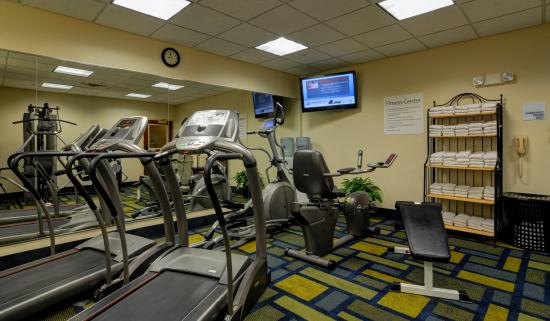 Midwest City, OK: Fitness Center