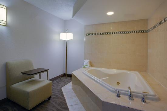Carlstadt, NJ: Jacuzzi Suite