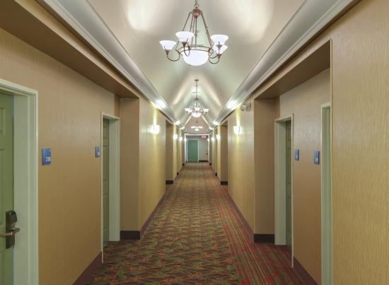 Oakdale, Kaliforniya: Hallway