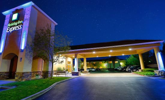 Oakdale, Kaliforniya: Hotel Exterior