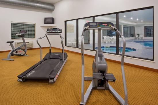 Newell, Wirginia Zachodnia: Fitness Center