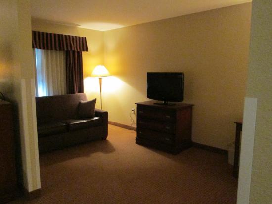 Newell, Wirginia Zachodnia: Sleeper Sofa