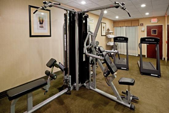 Branchburg, نيو جيرسي: Fitness Center