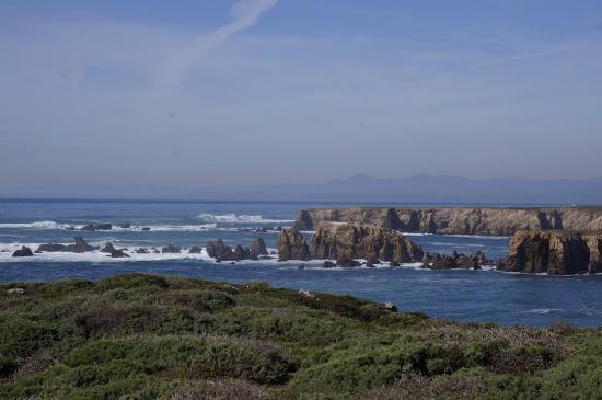 Los Osos, كاليفورنيا: Views & rocks galore...