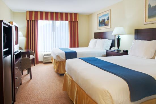 Leesville, LA: Double Bed Guest Room