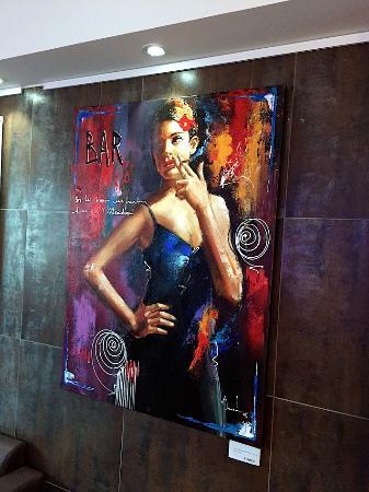 Blotzheim, Frankrike: Le tableau (magnifique) est à vendre