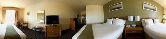 Holiday Inn Express Hotel & Suites Bastrop : Guest Room