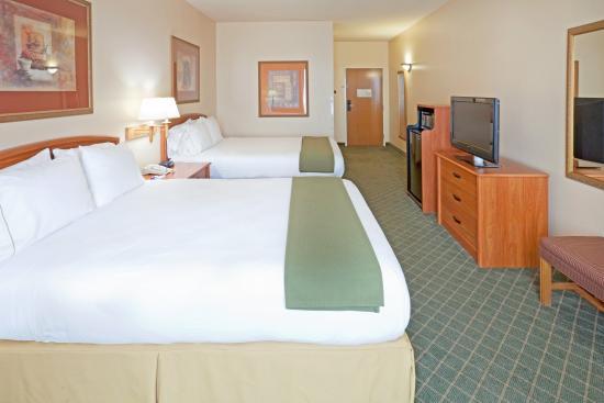Bastrop, TX: Double Bed Guest Room