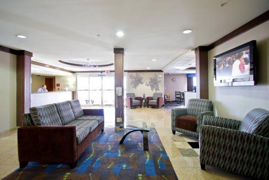 Bastrop, TX: Hotel Lobby