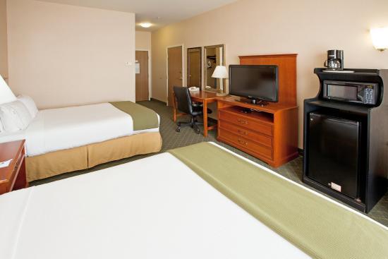 Λέμπανον, Ιντιάνα: Queen Bed Guest Room