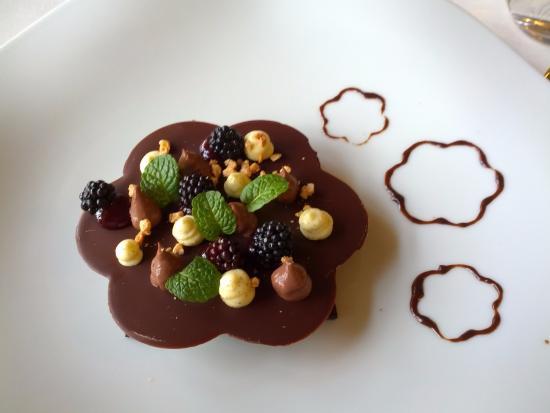 Senonches, Γαλλία: Mûre, betterave et chocolat