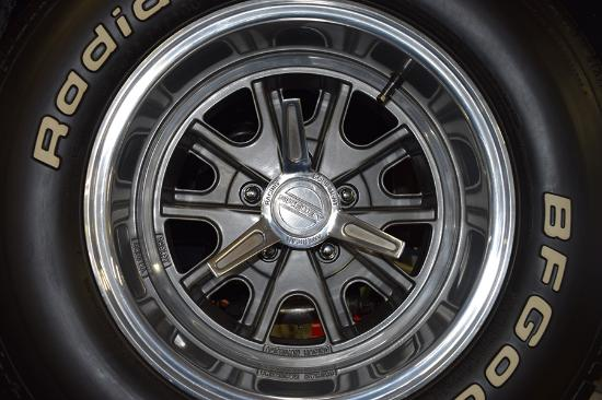 1967 Shelby Cobra wheel detail  - Picture of Ideal Classic