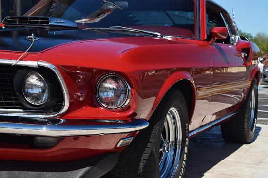 1969 ford mustang mach 1 picture of ideal classic cars museum rh tripadvisor co za