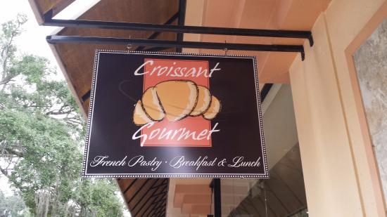 Winter Park, Флорида: Croissant Gourmet