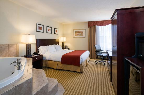 Camp Springs, MD: Jacuzzi Suite