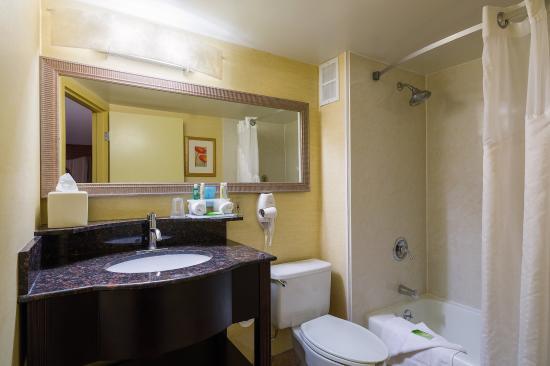 Camp Springs, MD: Guest Bathroom