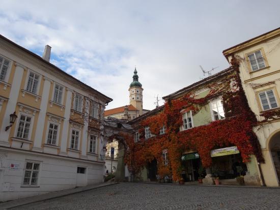 Mikulov, Τσεχική Δημοκρατία: Zamek