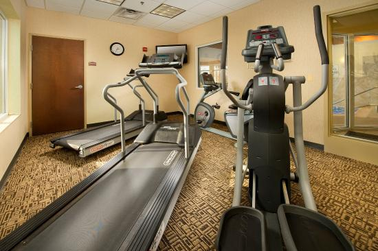 Schererville, IN: Fitness Center