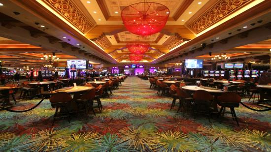 Lincoln, CA: Thunder Valley Casino with 144,000 sq. feet of gaming Excitement!
