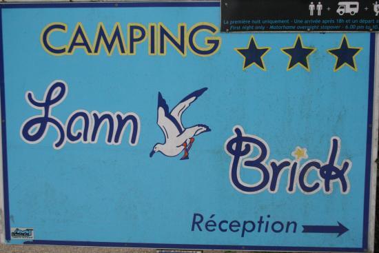 Bilde fra Camping Lann Brick