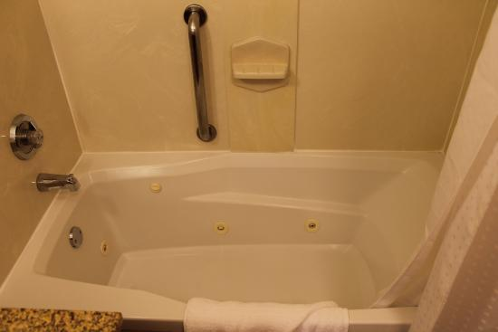 Harlingen, TX: Jacuzzi Suite