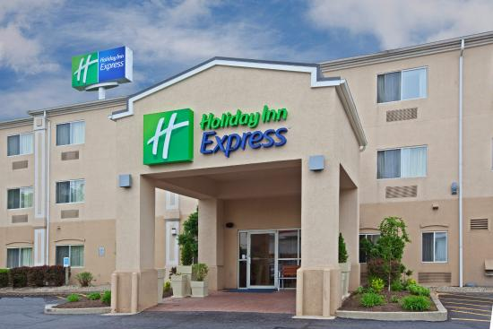 Middletown, OH: Hotel Exterior