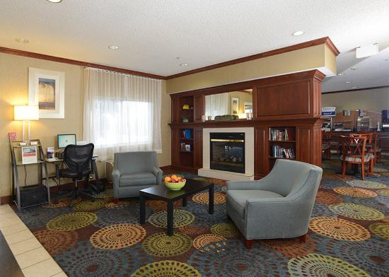 Middletown, OH: Hotel Lobby