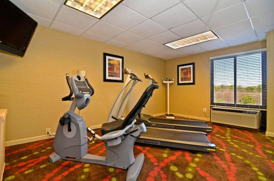 Holiday Inn Express Stone Mountain: Fitness Center