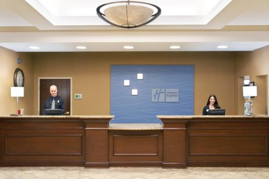 Webster, estado de Nueva York: Front Desk