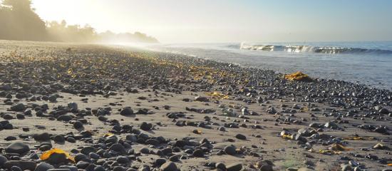 Summerland Beach View