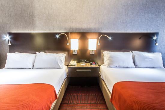 ออเบิร์น, แมสซาชูเซตส์: Guest Room