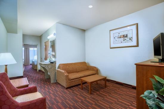 Woodbridge, Virginie : ADA/Handicapped accesible Two Room King Suite