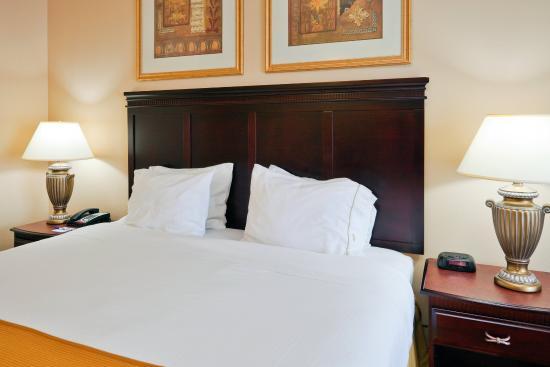 Pell City, AL: King Bed Guest Room